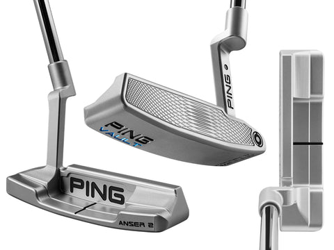 PING PUTTER SIGMA G  ANSWER PLATINUM