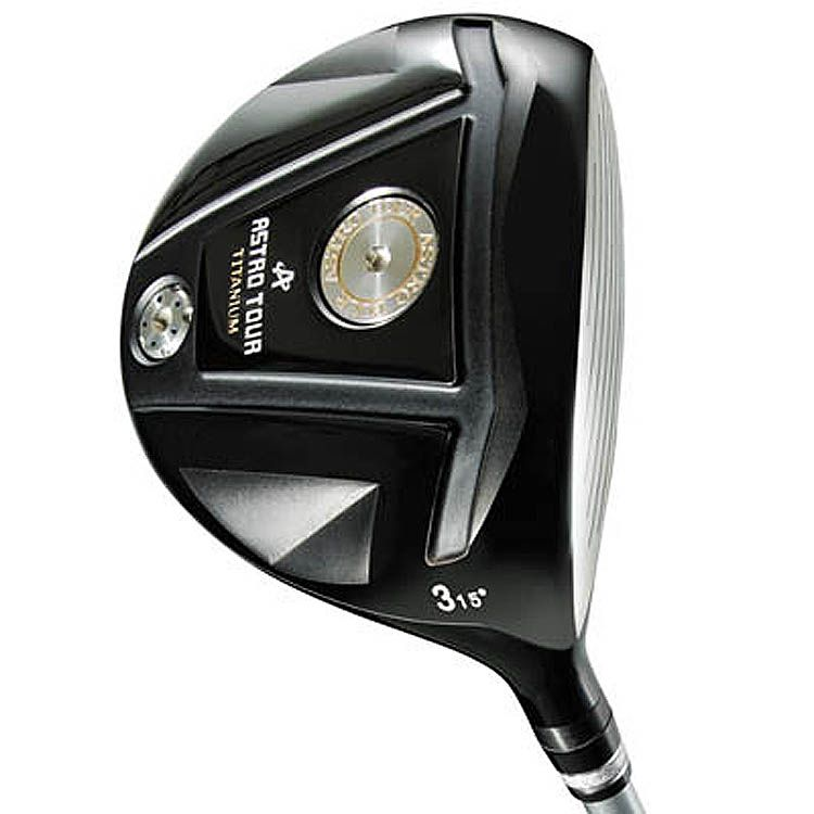 Astro Tour F Titanium Fairway Wood
