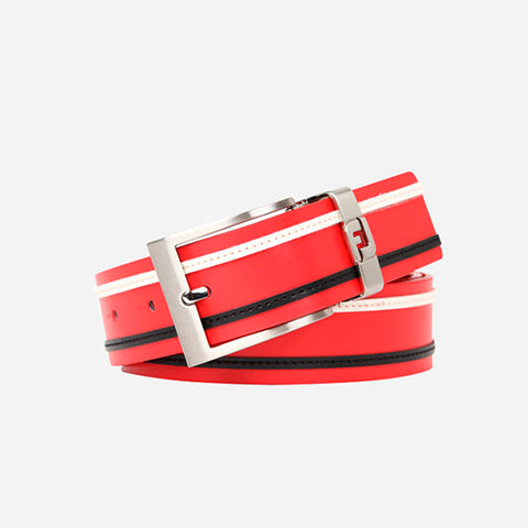 FOOTJOY UNISEX BELT 69382 RED