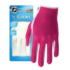 FootJoy StaCooler lady Pair Golf Glove