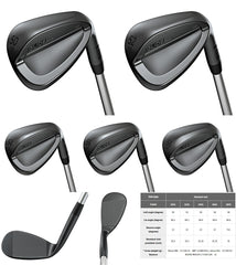 PING WEDGES GLIDE 2.0 STEALTH
