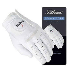 TITLEIST PERMASOFT  MENGOLF GLOVE