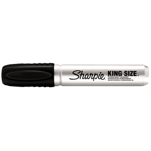 Sharpie Pro King Permanent Marker Black - Pack of 1