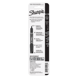Sharpie Pro Fine Black 4-pack