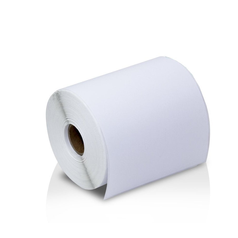 "A6 (4"" x 6"") Thermal Shipping Labels - Pack of 4 Rolls"