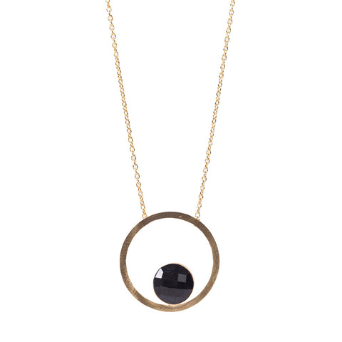 Andros (Necklace, Round)