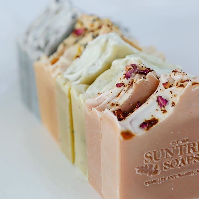 Suntree Soap 5oz Bars