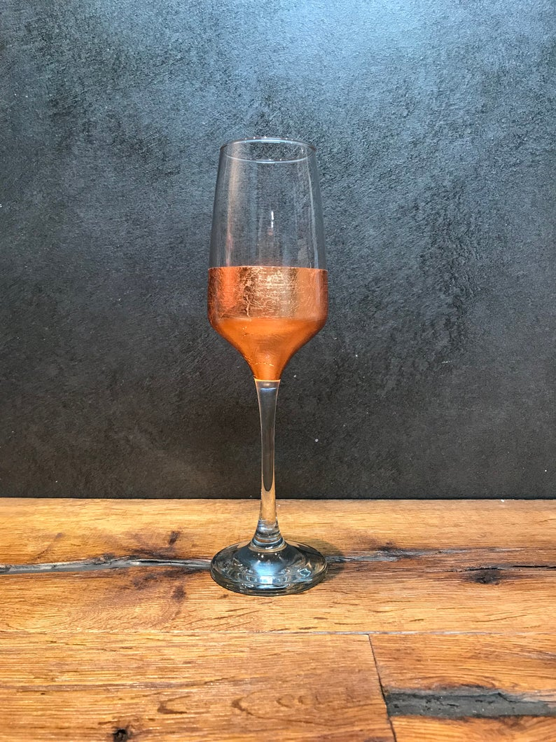 Long Stem Champagne Flutes