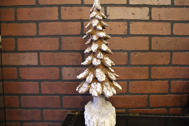Small Bark Xmas Tree
