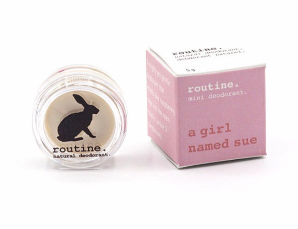 Mini A Girl Named Sue Natural Deodorant