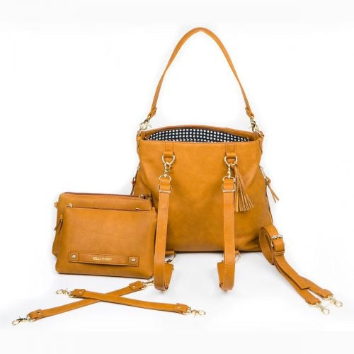 Boss Bag Back Pack Cognac
