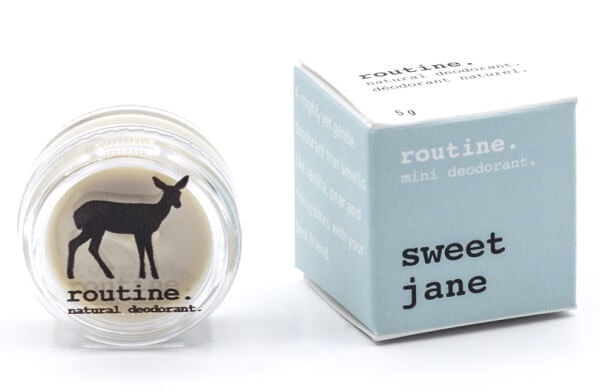 Mini Sweet Jane Natural Deodorant