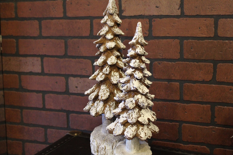 Large Bark Xmas Tree