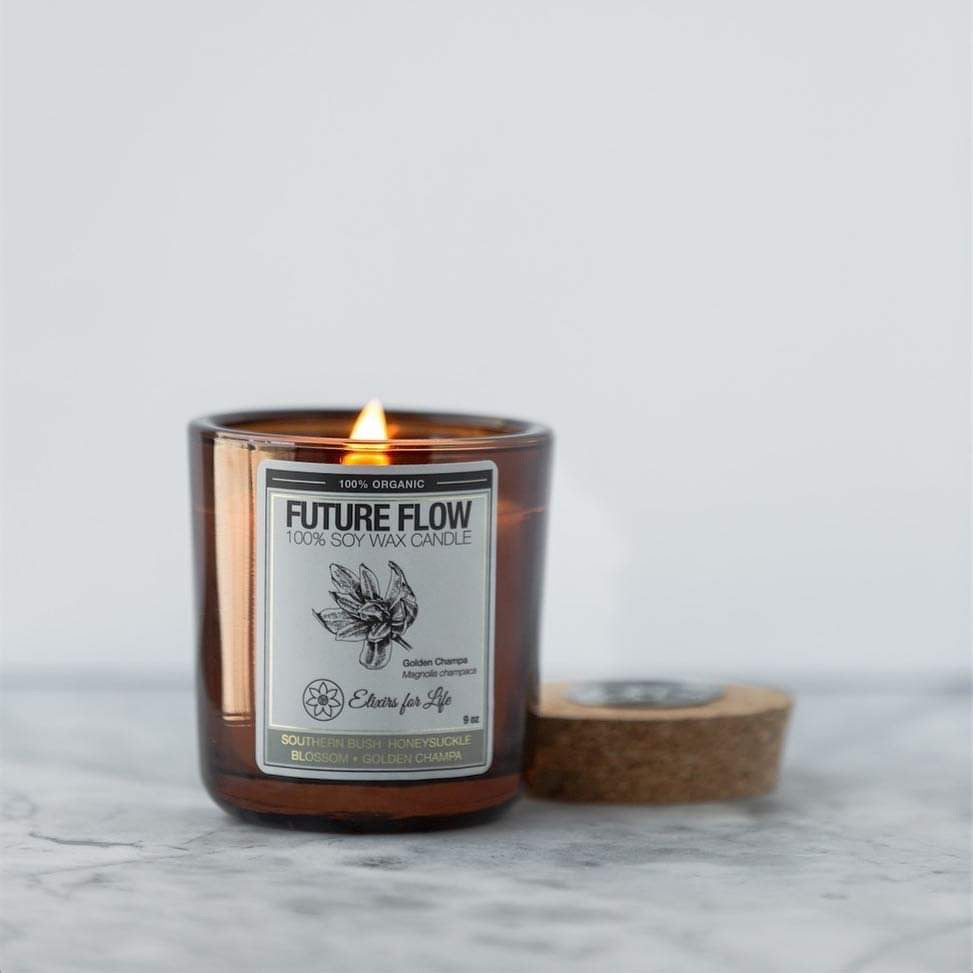 Future Flow Candle