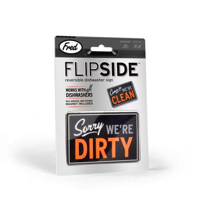 Flipside Come In Dish Magnet