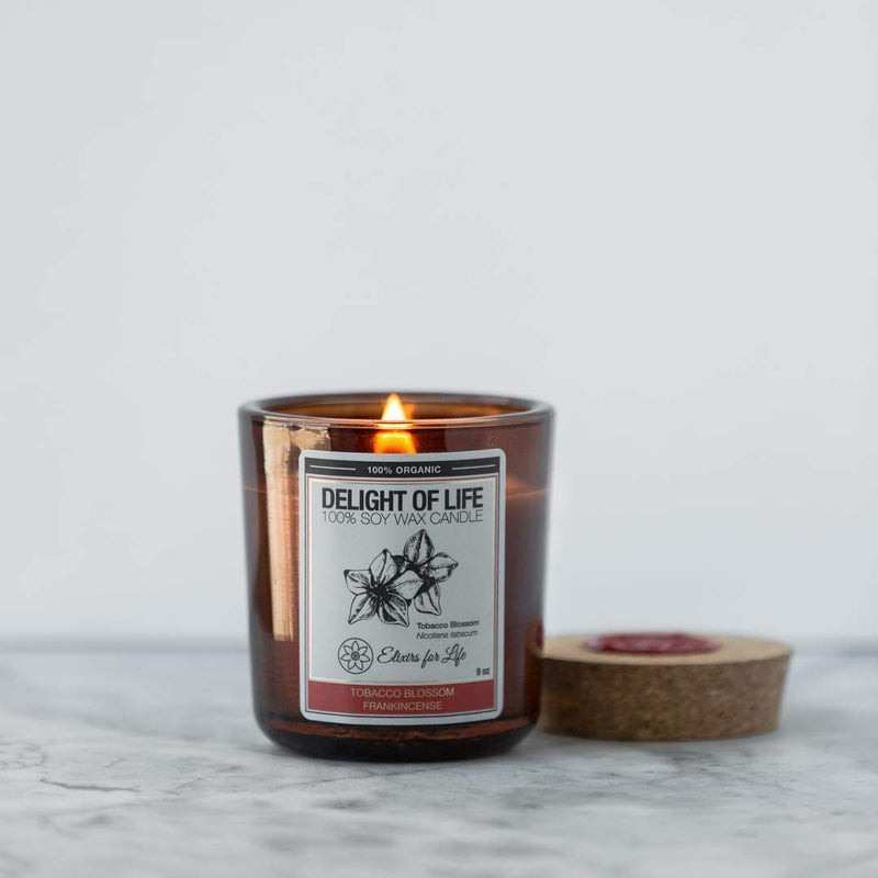 Delight of Life Candle