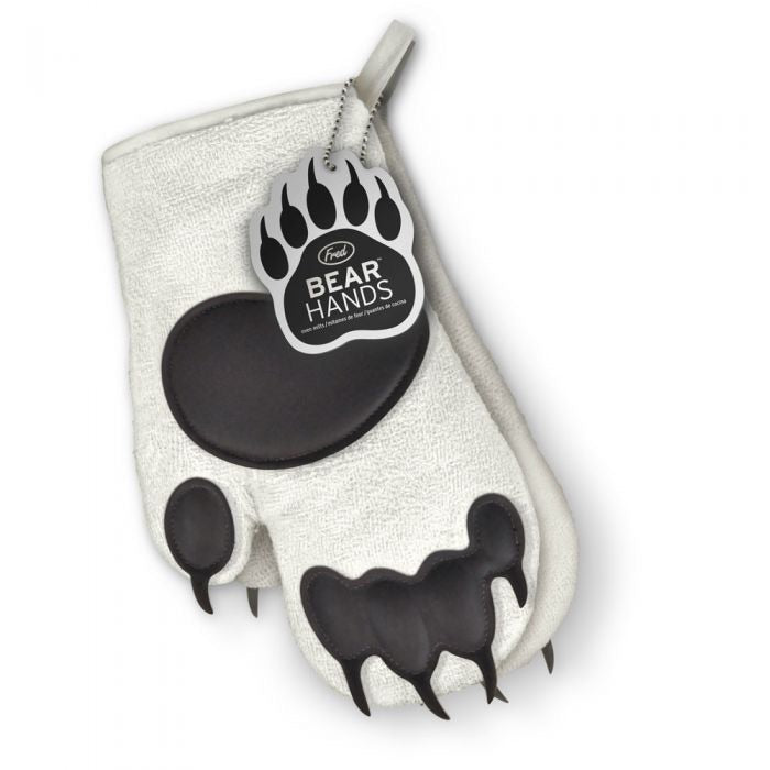 Polar Bear Hands Oven Mitt
