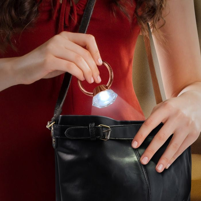 Shine and Dine LED Bag Holder