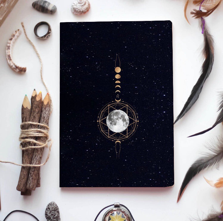 Golden Moon Journal