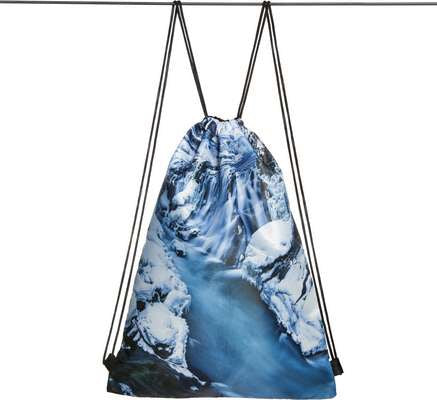 Gullfoss Drawstring bag