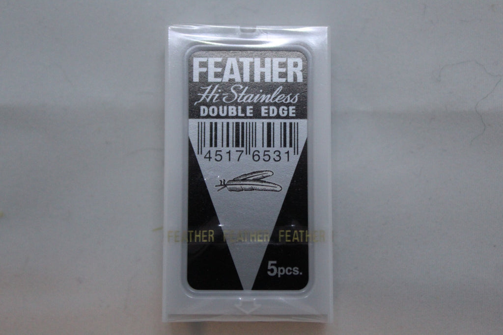 Shaving Blades Feather