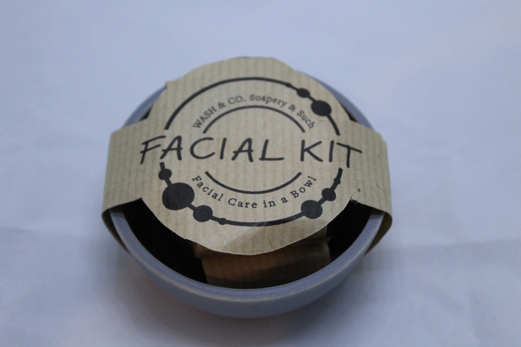 Facial Kit Grey