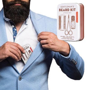 Gentleman's Beard Tin