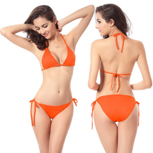 Bikini Swimsuit - Two Piece, One Size
