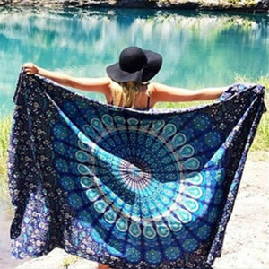 Beach Cover Up Boho