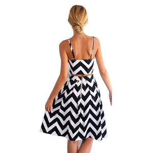 Sleeveless Long Beach Dress (S-XL)