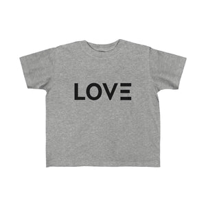 Toddler LOVE Jersey Tee
