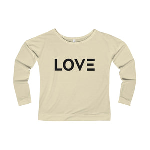 Love Scoop-neck T-Shirt