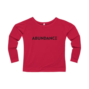 Abundance Scoop-neck T-Shirt