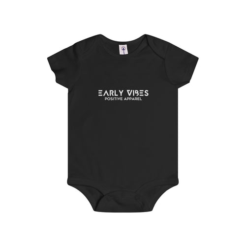 Early Vibes Infant Onesie