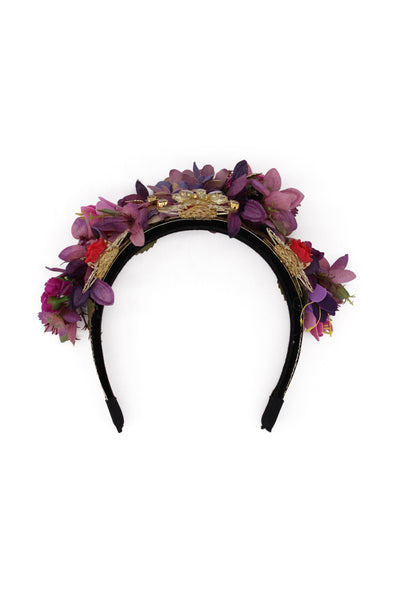 Violet Headpiece