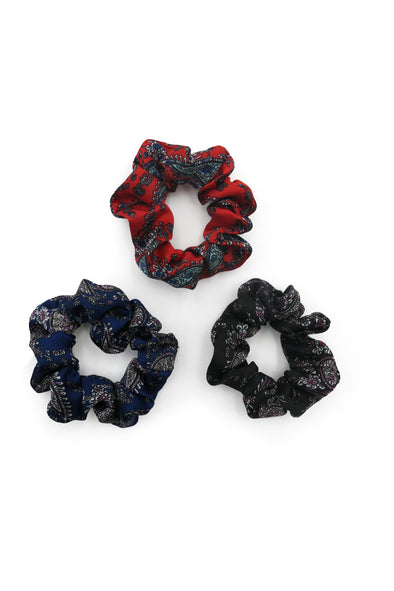 Carmelina Scrunchie Set