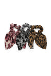 Eva Scrunchie Set with Short Tails