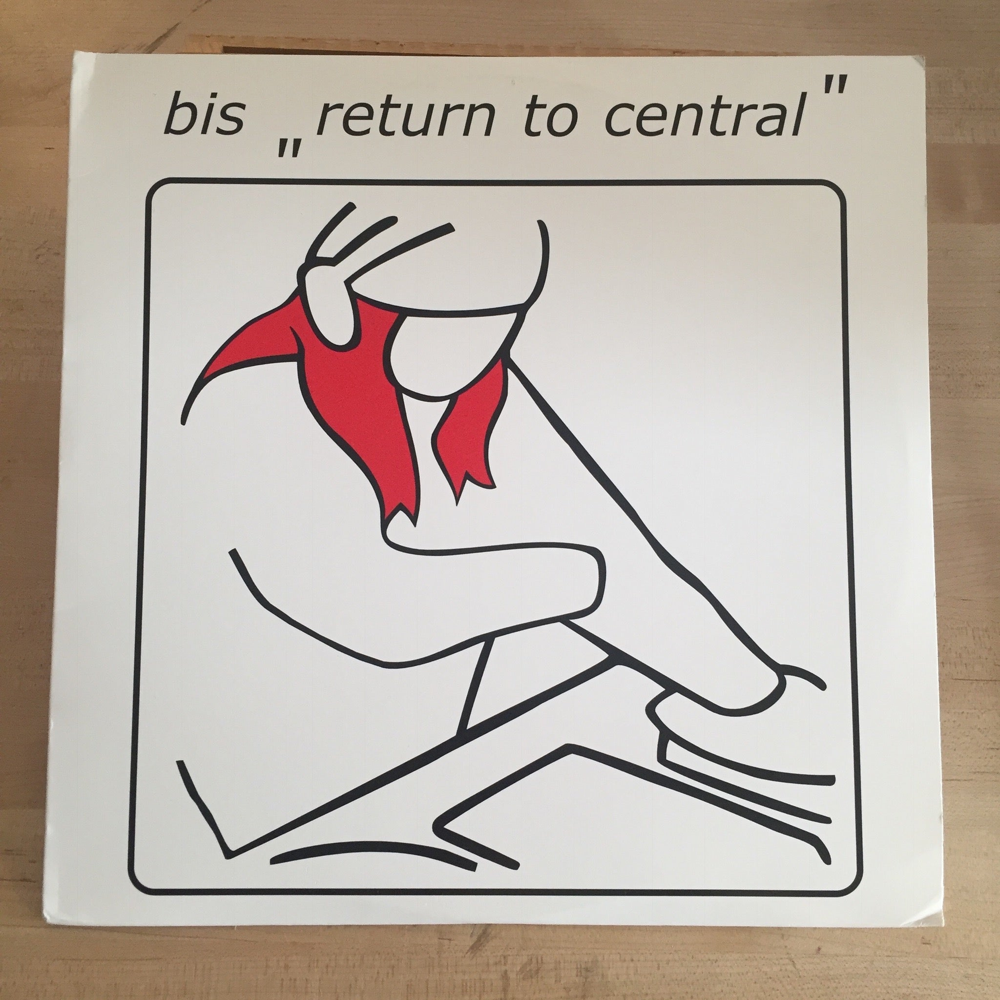 Bis - Return To Central 2xLP