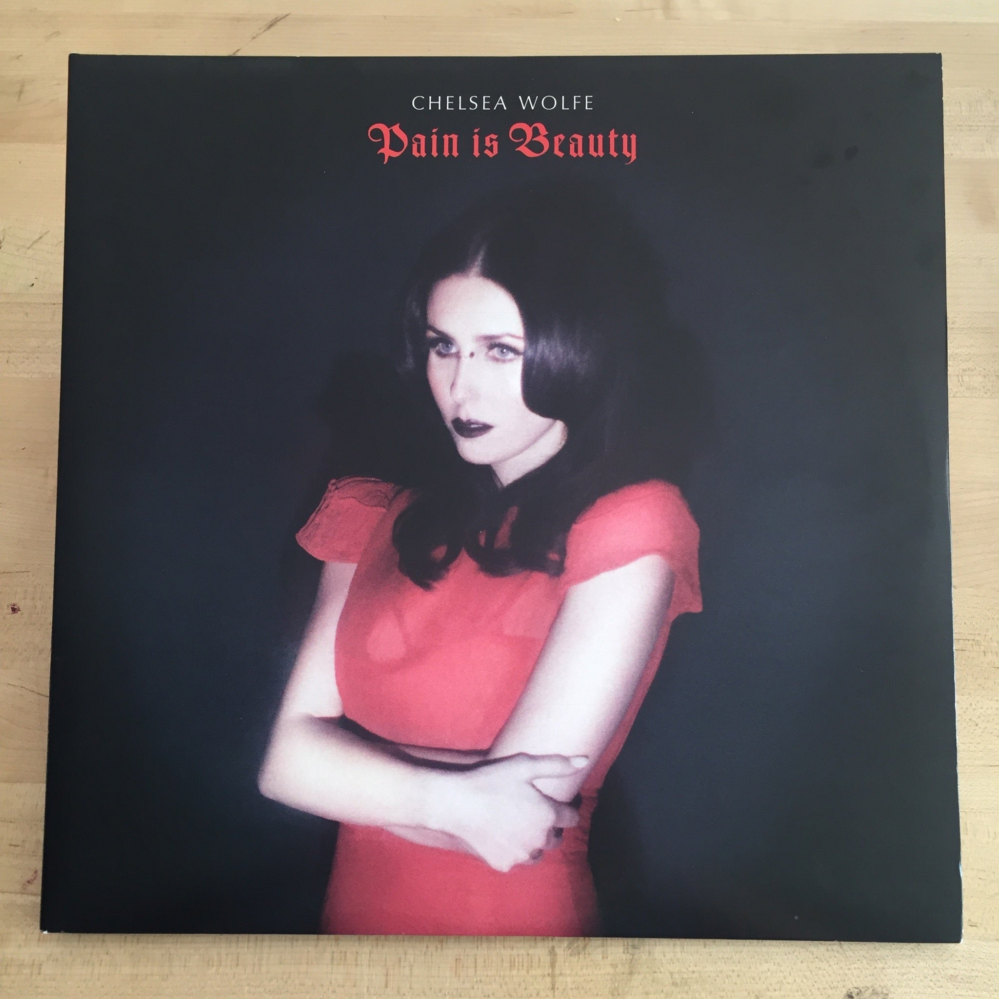Chelsea Wolfe - Pain Is Beauty LP