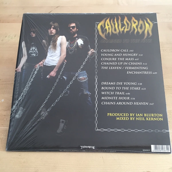 Cauldron - Chained to the Nite LP