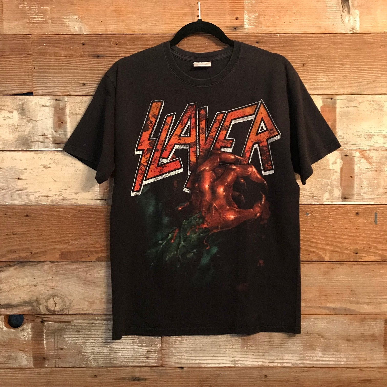 SLAYER - Deamon Hand T-shirt (M)