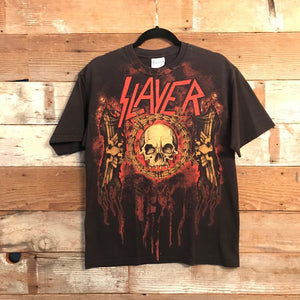 SLAYER - Skull T-shirt (M)