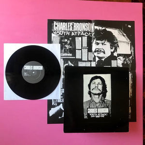 "Charles Bronson - Youth Attack 10"" (Coalition, 1999)"