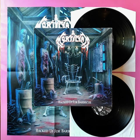 Mortician - Hacked Up For Barbecue 2xLP (Hells Headbangers, 2005)