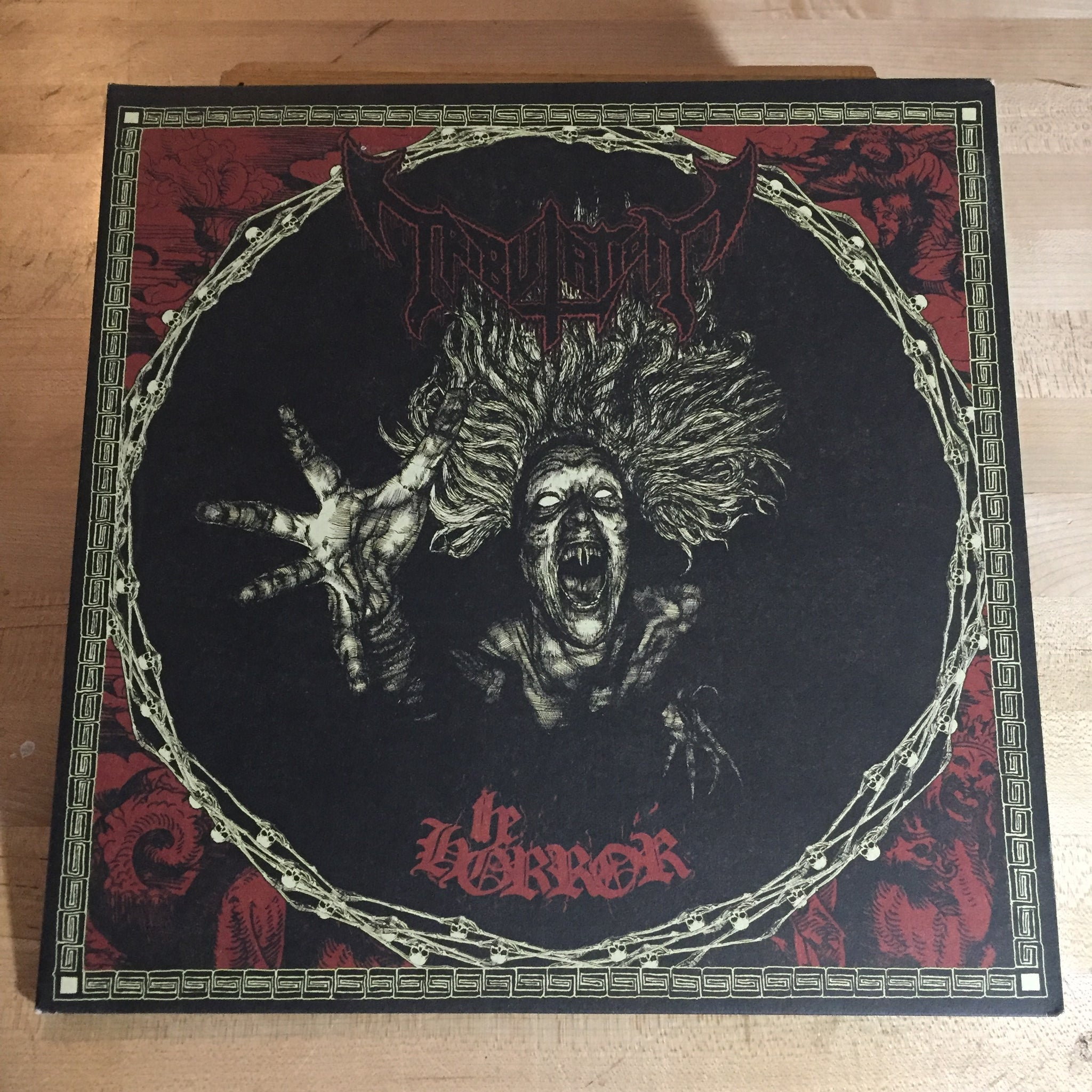 Tribulation - The Horror LP