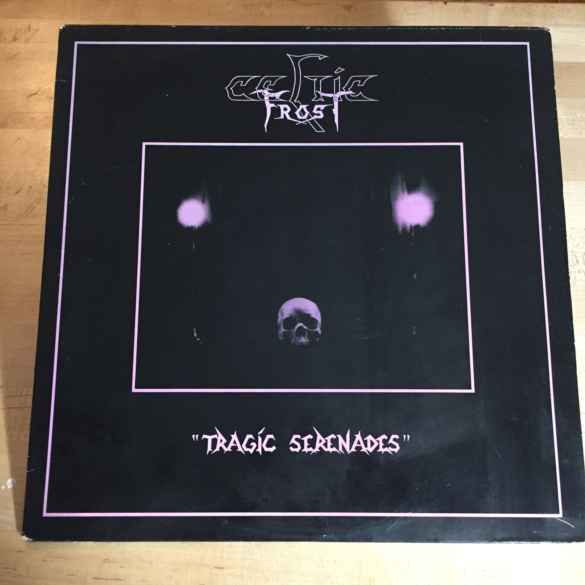 Celtic Frost - Tragic Serenades LP
