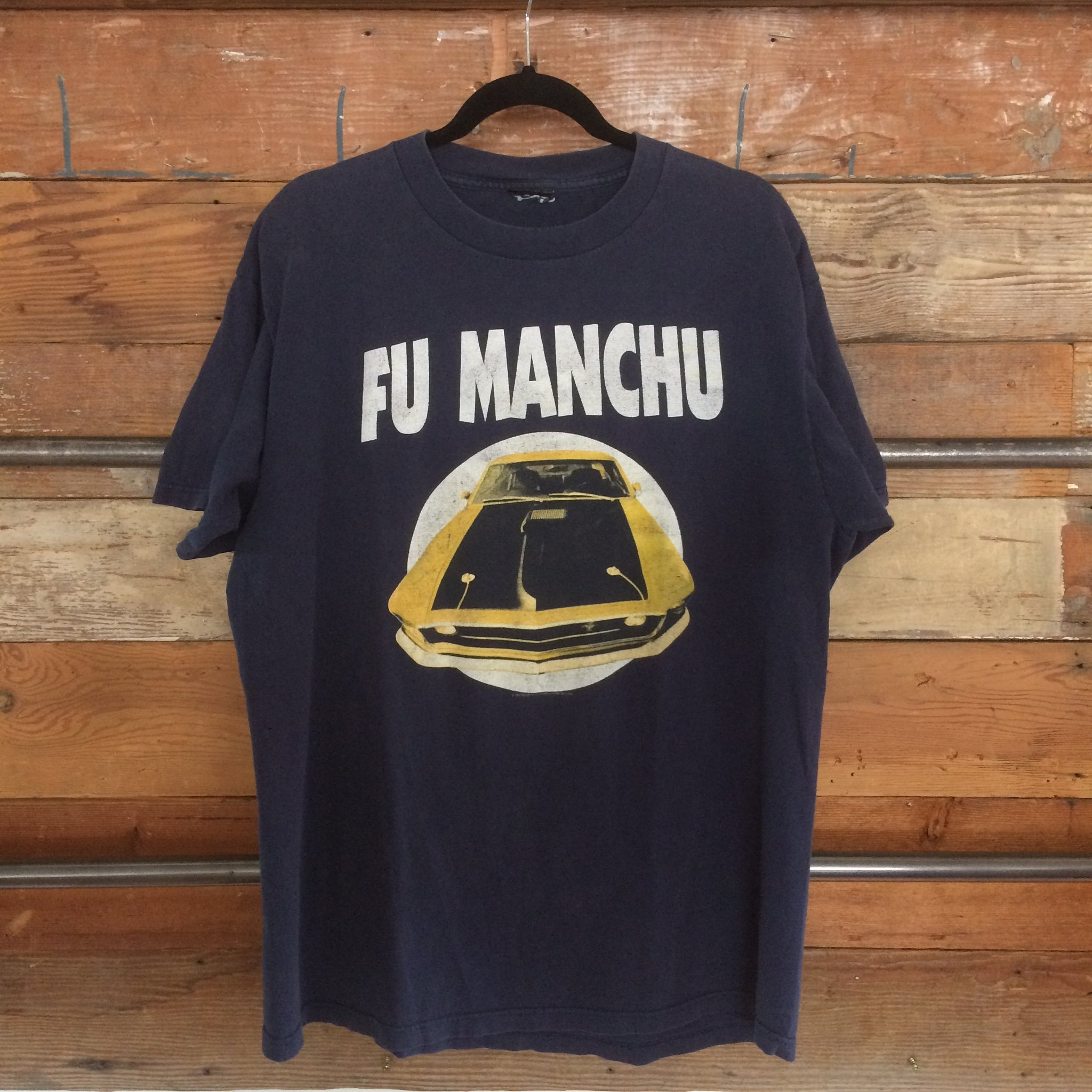FU MANCHU - Manual Stick T-shirt (XL)