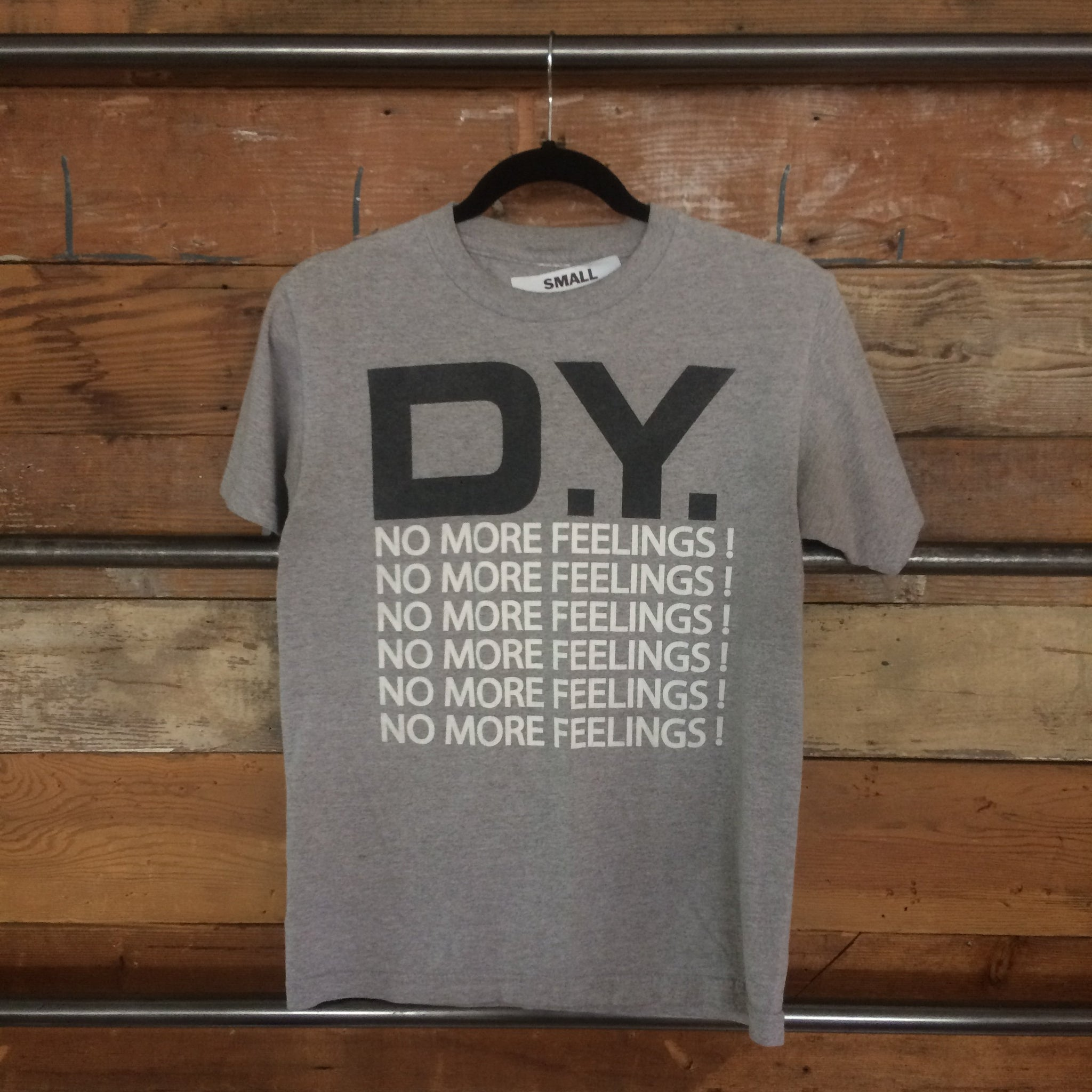 DESPISEYOU - No More Feelings! T-shirt (S)