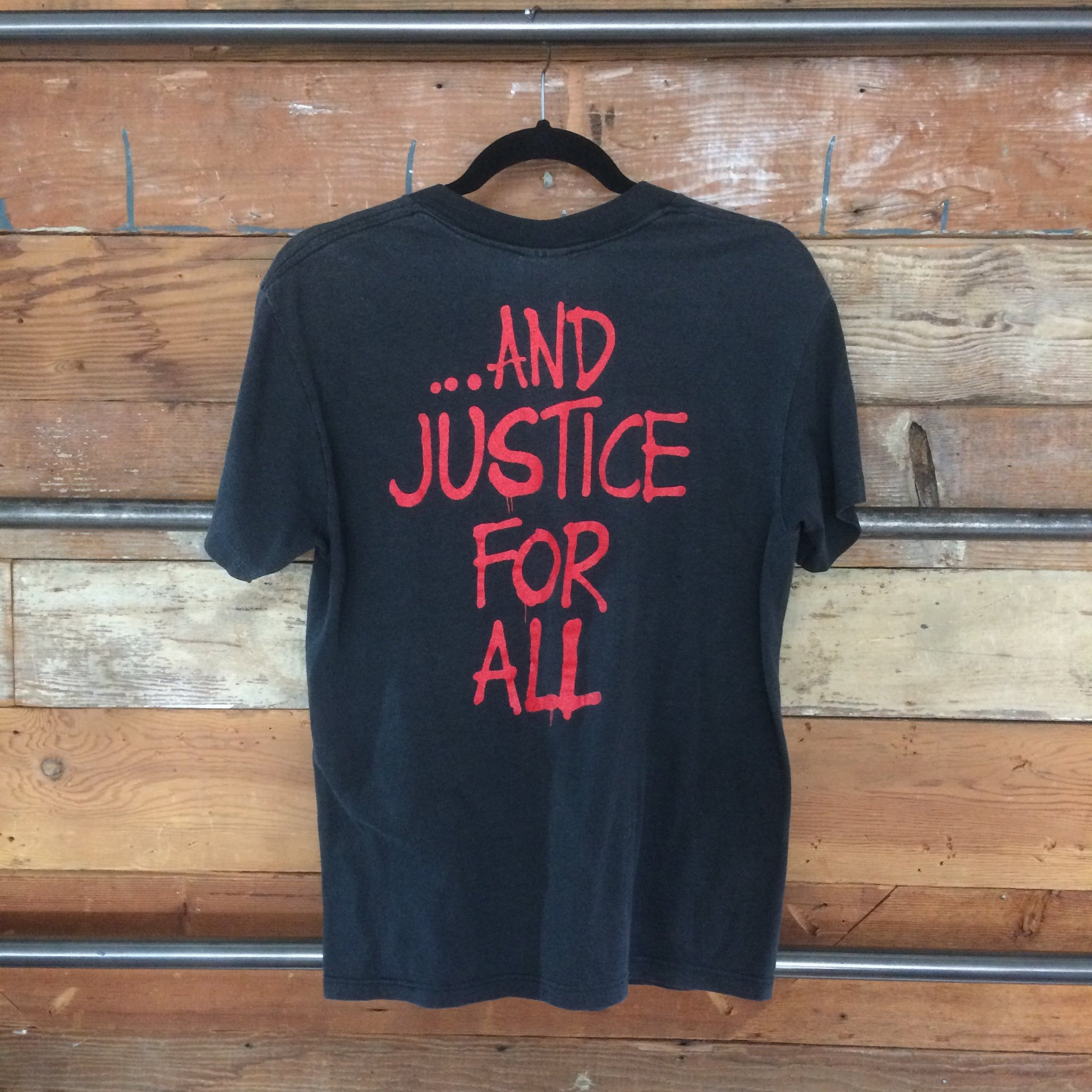 METALLICA - ...And Justice for Alll T-shirt (L)