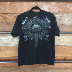 BLACK LABEL SOCIETY - Order of The Black T-shirt (M)